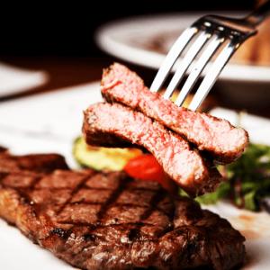 Steak Bild